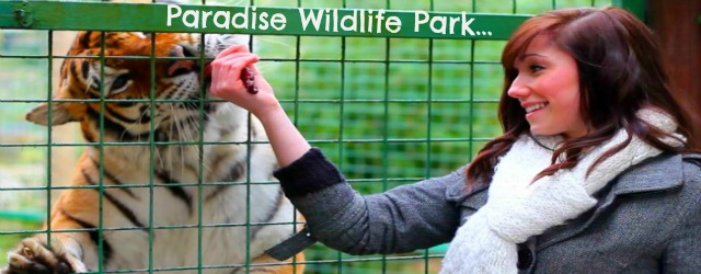 Find out all about working at a zoo and wildlife park from Emma Blackwell of Paradise Wildlife Park
