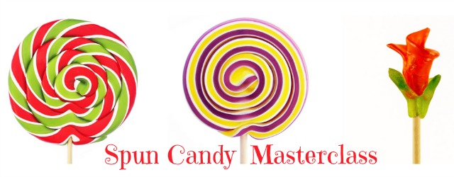 Team RLD headed to London's Spitalfields market to Spun Candy tot try out their masterclass.