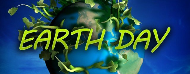 Today marks World Earth Day - how will you be helping mark this day?