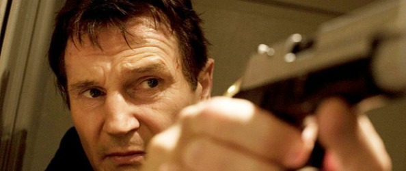 Liam Neeson is back again on Blu-Ray DVD in Taken 3