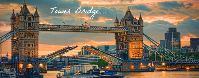 Tower Bridge facts