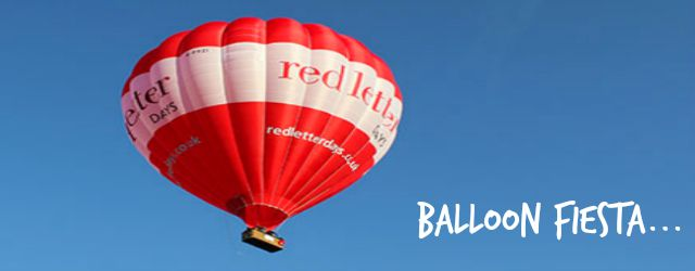 Discover some hot air balloning facts for Bristol Balloon fiesta