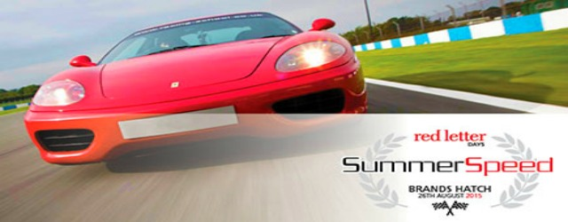RLD's SummerSpeed event is coming...