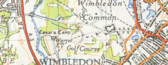 Head to South London and enjoy a day out in Wimbledon!