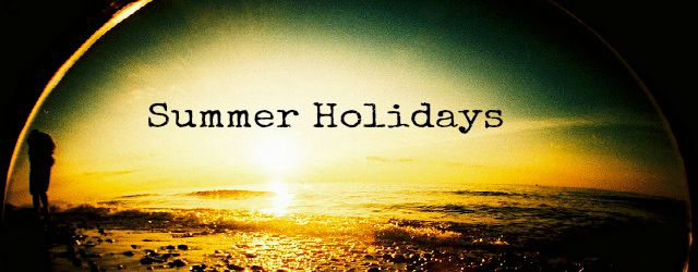 It's the school summer holidays - what are you going to be doing?