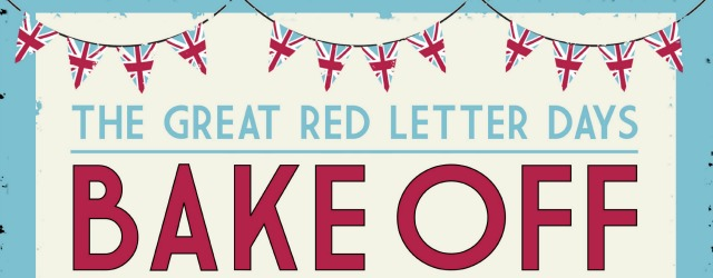 Great Red Letter Day Bake Off