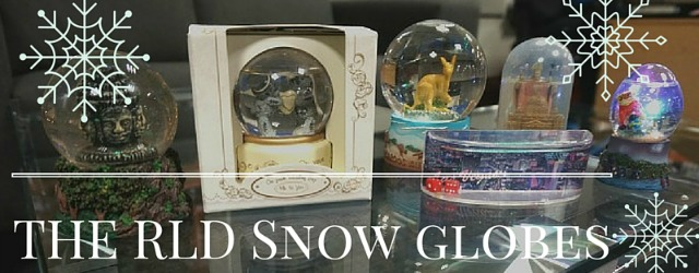 Anne's snow globes