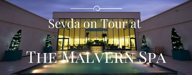 Sevda on Tour at The Malvern Spa