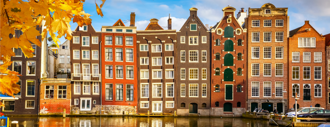 Amsterdam 5 places to see
