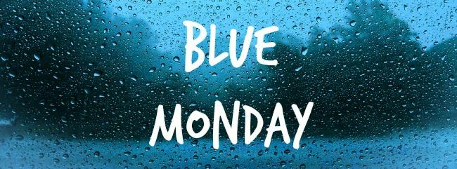 Blue monday rain