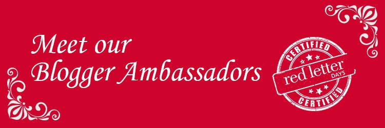 Meet Red Letter Days Blogger Ambassadors Red Letter Days Blog
