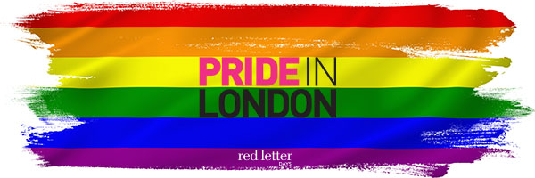 London Pride and Red Letter Days