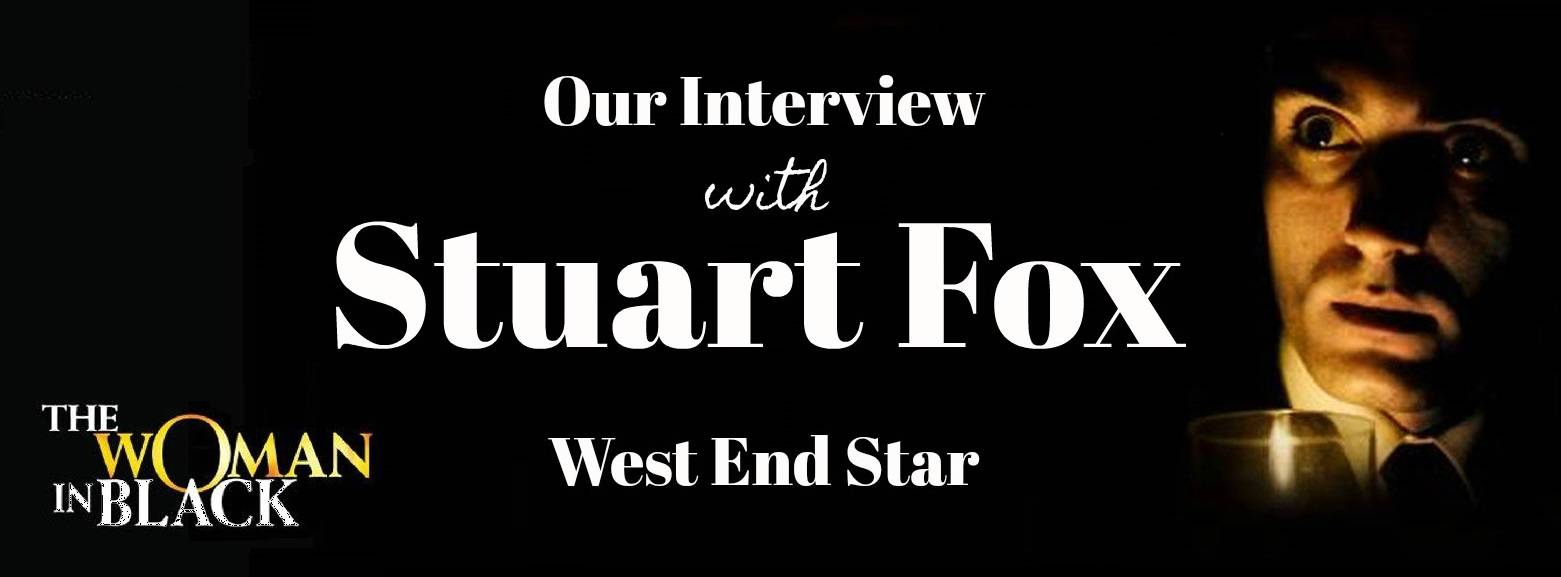 The Woman in Black interview with Stuart Fox