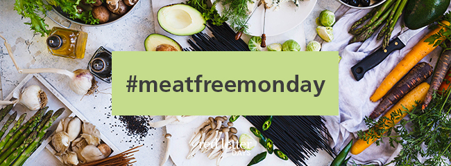 #MeatFreeMonday winter warmer recipes