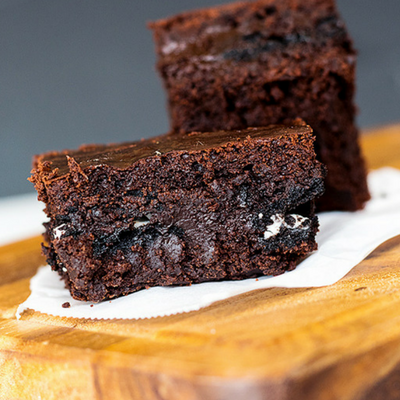 Vegan oreo brownies recipes