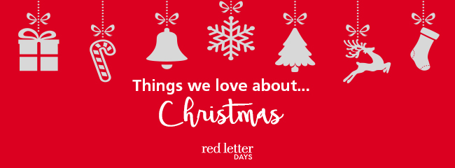 7 things we love about Christmas