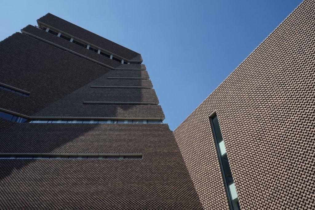 Tate Modern Building detail