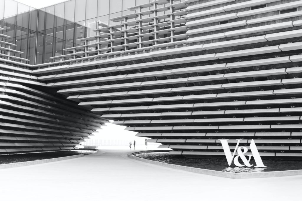 V&A building in Dundee