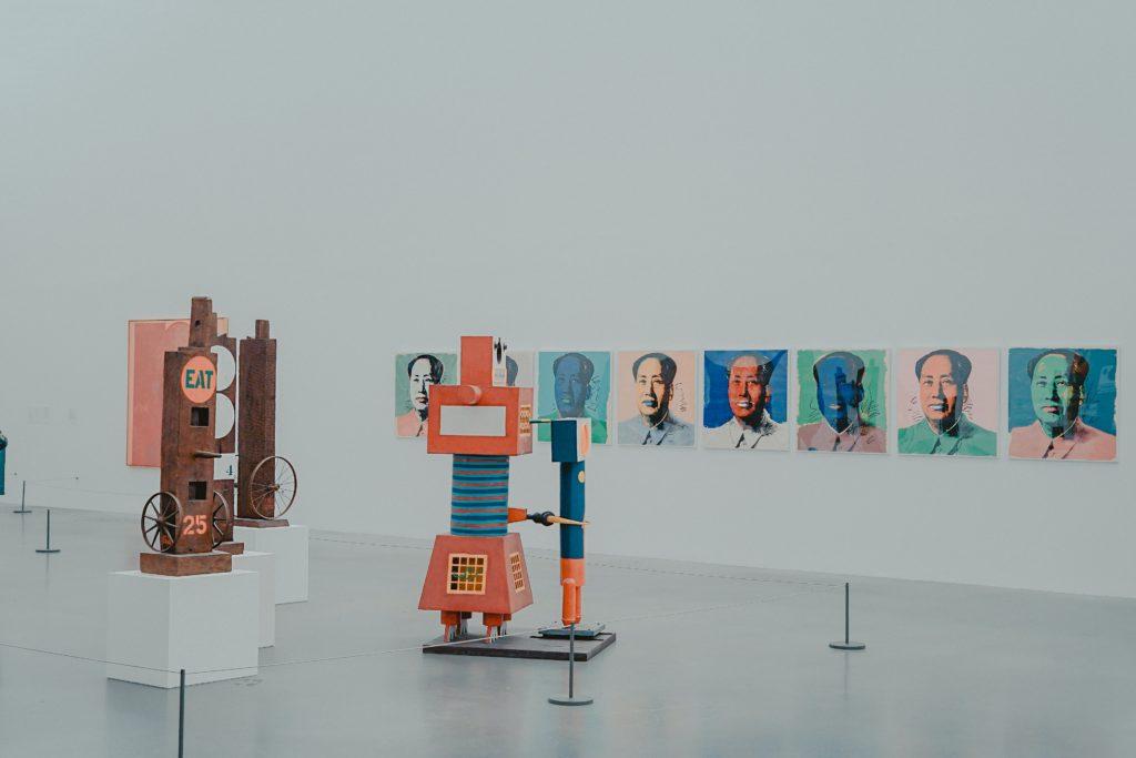Mao pop art at Tate Modern