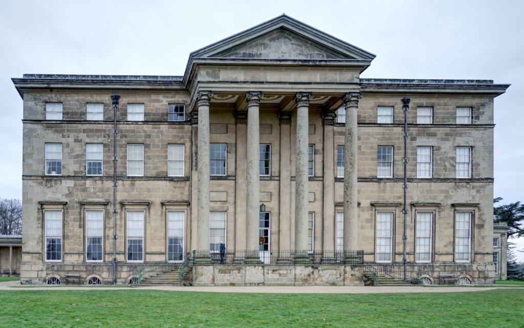 National Trust Attingham House, Shrewsbury, Shropshire