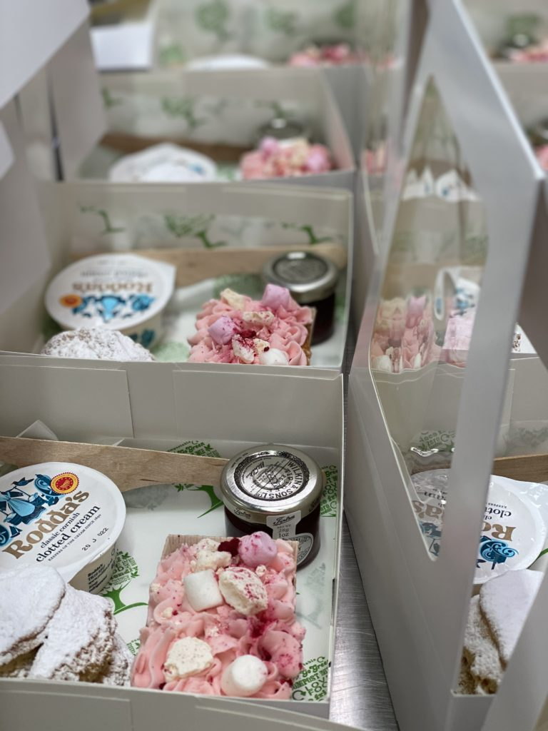 piglets pantry afternoon tea boxes