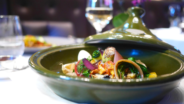 Seven Course Vegetarian Menu Gourmand and Bubbles at Michelin Starred Galvin La Chapelle