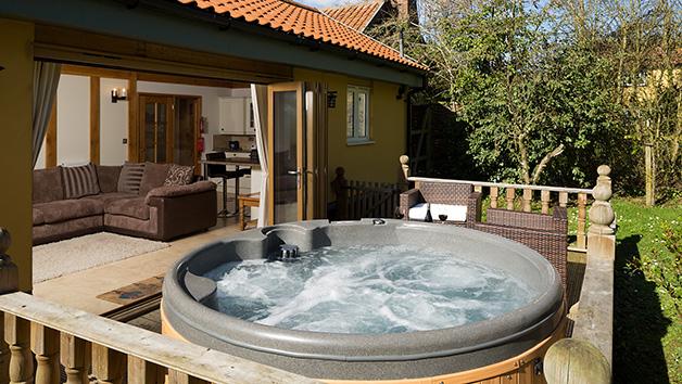 hot tub getaway