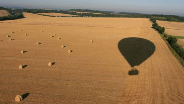 sunrise hot air balloon experience