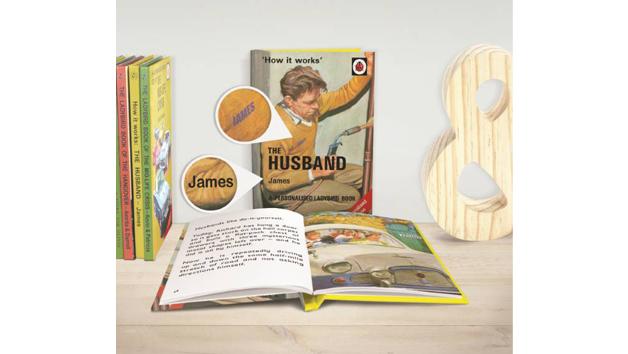 the husband book