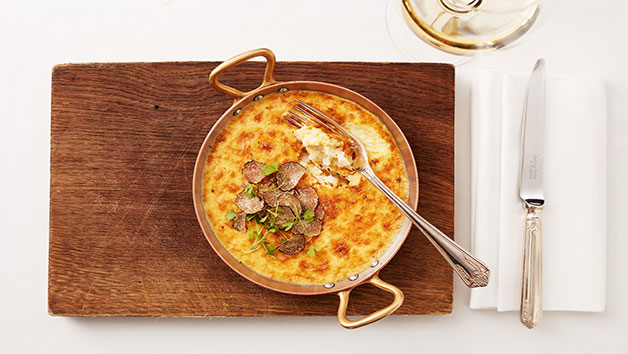 Three-Course Lunch with Champagne for Two at Gordon Ramsay's Savoy Grill