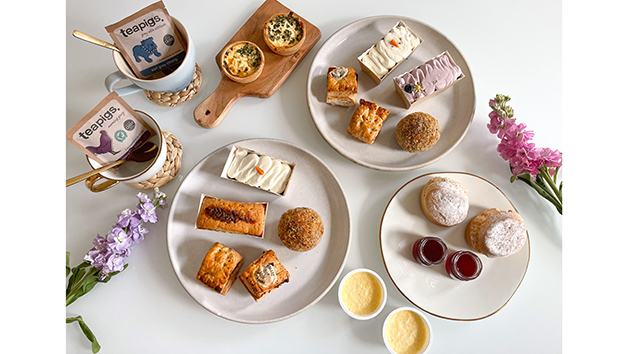piglets pantry afternoon tea for 2