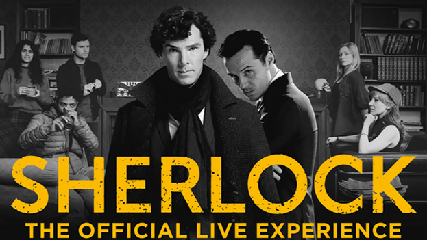 sherlock official experience