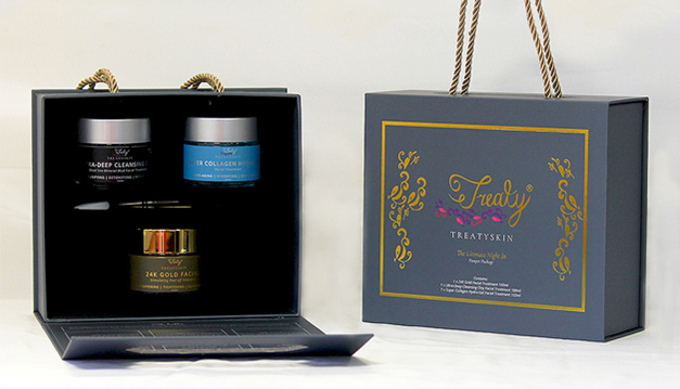 Night In Pamper Package by TreatySkin